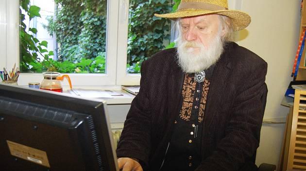 Pavel Přemysl Ries odpovídal on-line na otázky.