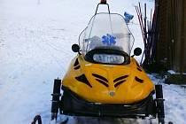 Lyžařským střediskům v kraji by mělo pomoci ohlášené ochlazení a sněžení.