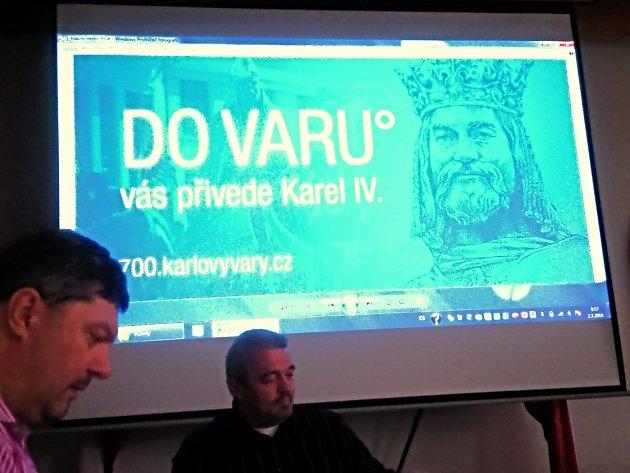 ROK KARLA IV. pojmou Karlovy Vary ve velkém stylu. Připravena je řada atraktivních akcí pro veřejnost.