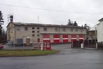 Budoucnost hasičské zbrojnice je nejasná
