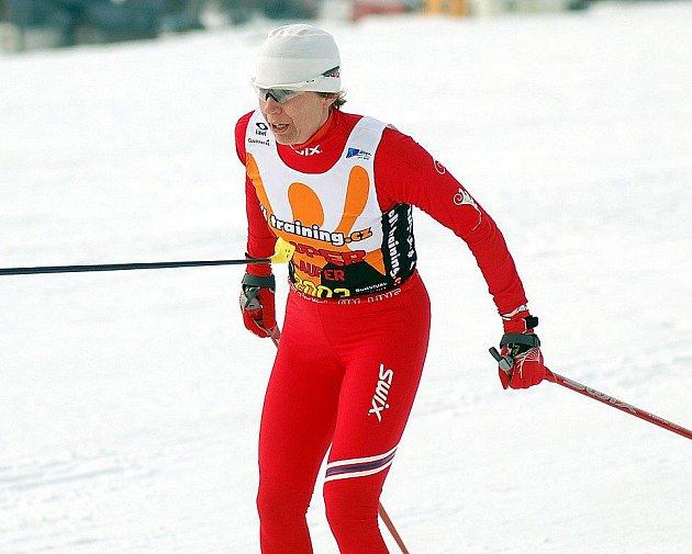 Jubilejní čtyřicátý ročník Karlova Běhu Alpine Pro ozdobila svou účastí například Kateřina Neumannová (v dresu Super Laufer 2003) či Milan Šperl.