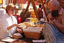Farmářské trhy v Karlových Varech u Tržnice