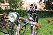 Městská slavnosti tentokrát s tématikou první republiky se konaly v Zámeckém parku. A bylo se na co dívat.