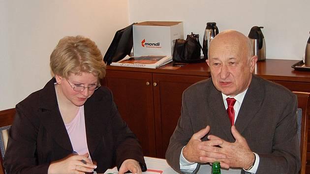 Ředitel KSO Alois Ježek představil program Dvořákova karlovarského podzimu.