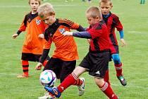 6. ročník Den plný fotbalu - Ostrov 2015