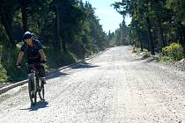 Na Klínovec povede zcela zrekonstruovaná silnice.