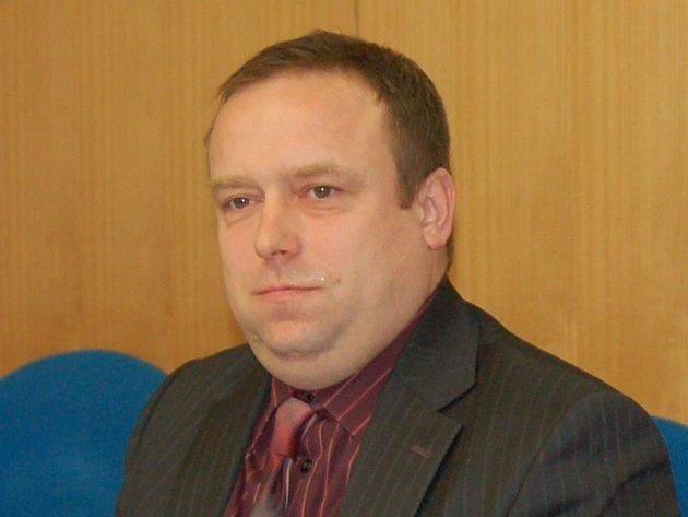 Petr Keřka (ODS), náměstek primátora města Karlovy Vary.