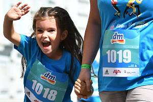 Běžecký předkrm Mattoni 1/2Mratonu tradičně obstaral DM Rodinný běh, kterého se zúčastnilo 724běžců.