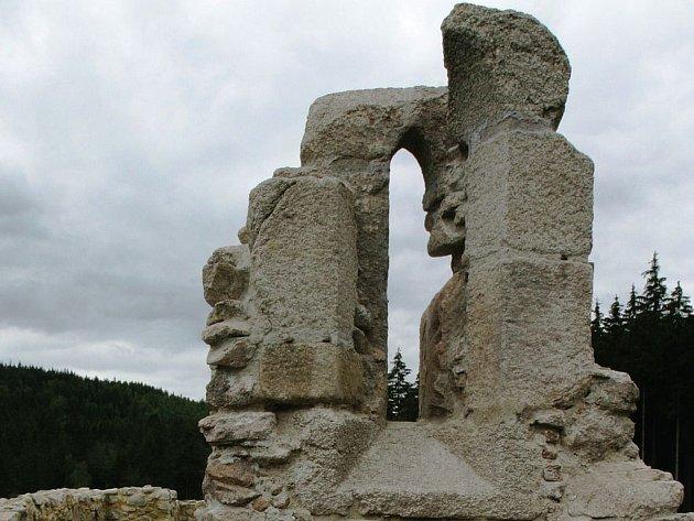 Hora Krudum je nejzajímavější a nejtajemnější místo Slavkovského lesa.