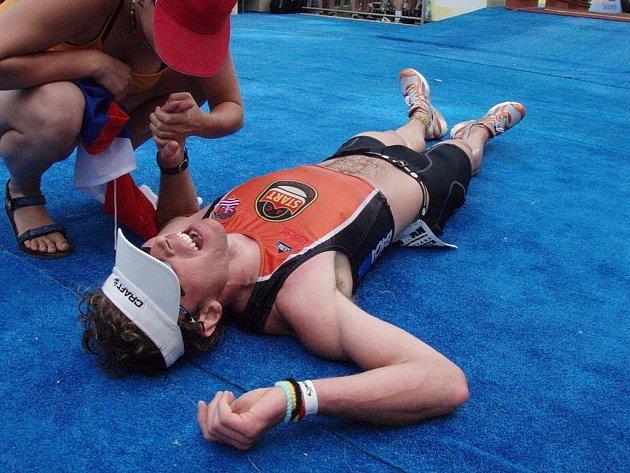 Karlovarský triatlet Tomáš Báča si v Curychu splnil velký sen, když se 46. místem kvalifikoval na Ironman Hawaii.