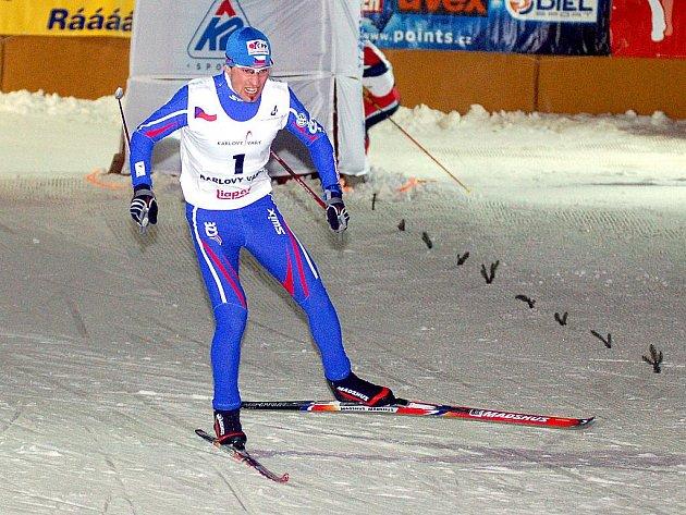 V Karlových Varech se 26. prosince bude konat třetí ročník běžkařského Carlsbad Ski Sprintu.