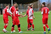 Slavia dosáhla na půdě Příbrami B na cennou výhru 1:0.