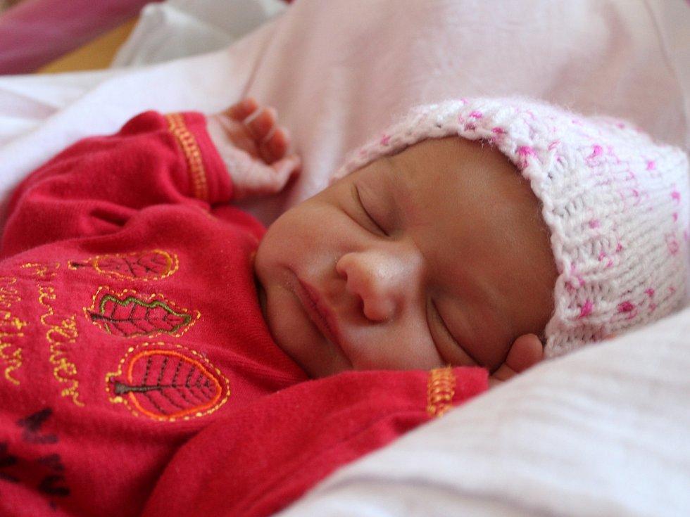 EMA KUPCOVÁ z Chodova se narodila 4. 9. 2017
