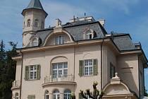 V expozici Karlovarského kraje bude k vidění model vily Becher, nejvýraznější stavby, která uzavírá před 1. světovou válkou slavnou karlovarskou vilovou čtvrť Westend.