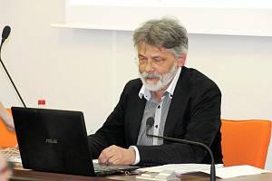 Josef Železný, nový starosta Ostrova.