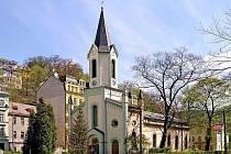 PO PĚTATŘICETI LETECH se znovu rozeběhl mechanismus hodin na kostele svatého Petra a Pavla.