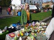 Své ruční produkty představí na Fler marketu v krajské knihovně i Andrea Havlíčková.