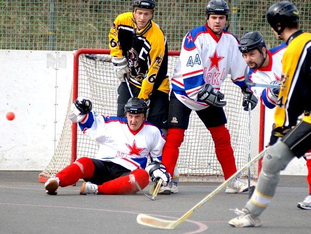 Hokejbal.