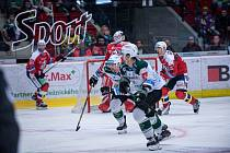 Hokejová Tipsport extraliga: HC Energie Karlovy Vary - Dynamo Pardubice
