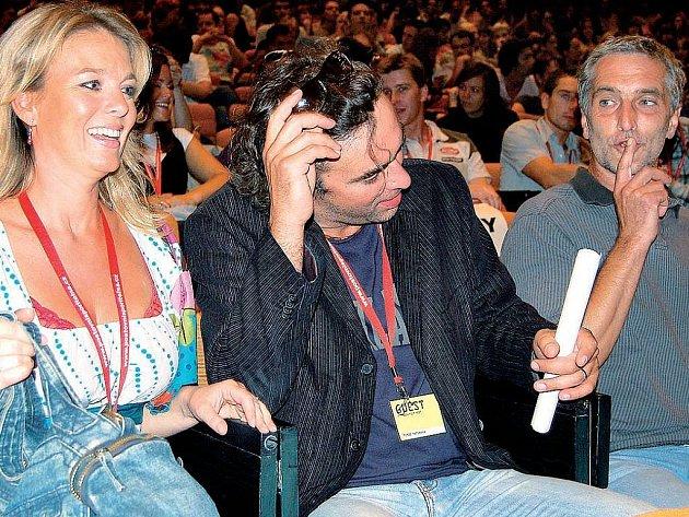 Tomáš Hanák je ozdobou lletošního Fresh Film festivalu.