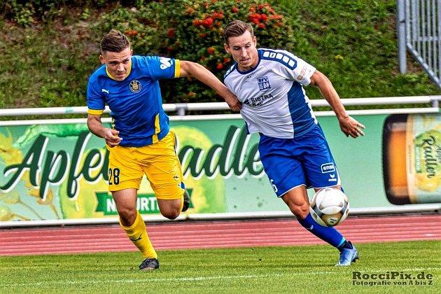 Patrik Kavalír již třetí sezonu brázdí fotbalové trávníky za hranicemi, když vsoučasné době hájí barvy Bischofswerdaer football club 08e.V, tedy účastníka Regionalliga Nordost.