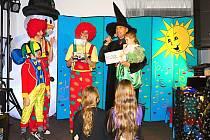Na pomoc dětem se vybralo přes tři tisíce korun.