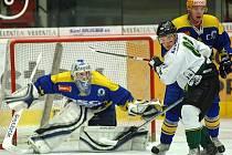 Play off čtvrtfinále juniorů, Energie – Zlín.