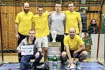 Pokos Cup 2016 - 1. místo Klíma Team.