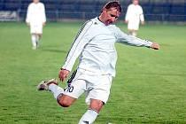 V exligovém týmu FK Chmel Blšany se představili v duelu se Střekovem také dva hráči ze západu Čech, Horst Siegl, Radek Čížek, trenér Josef Němec, sportovní ředitel Jaroslav Janoušek, a také masér Petr Němec.