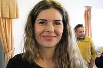 Nyní už bývalá náměstkyně karlovarského primátora Hana Zemanová (Karlovaráci).