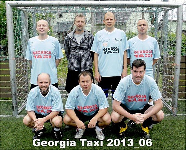 Čtvrté místo si na firemce připsala Georgia Taxi.