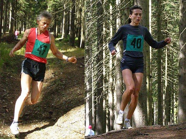 Absolutními vítězi 12. ročníku Abertamského krosu se stali Karel Hellmich (Triatlet) a Ivana Sekyrová (AK Sokolov).