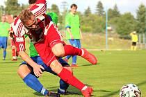 Krajský přebor mužů: Spartak Chodov - FC Cheb