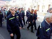 Oslavy 150. výročí založení Sboru dobrovolných hasičů v Nejdku.
