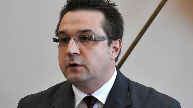 Zdeněk Vikor, ředitel Karlovarského symfonického orchestru.