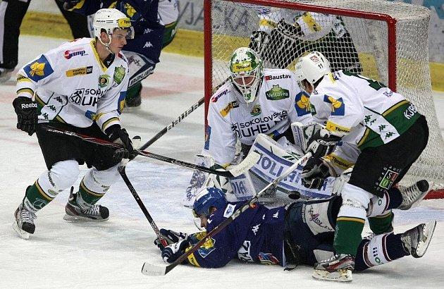 HC Vítkovice Steel - HC Energie Karlovy Vary 2:4