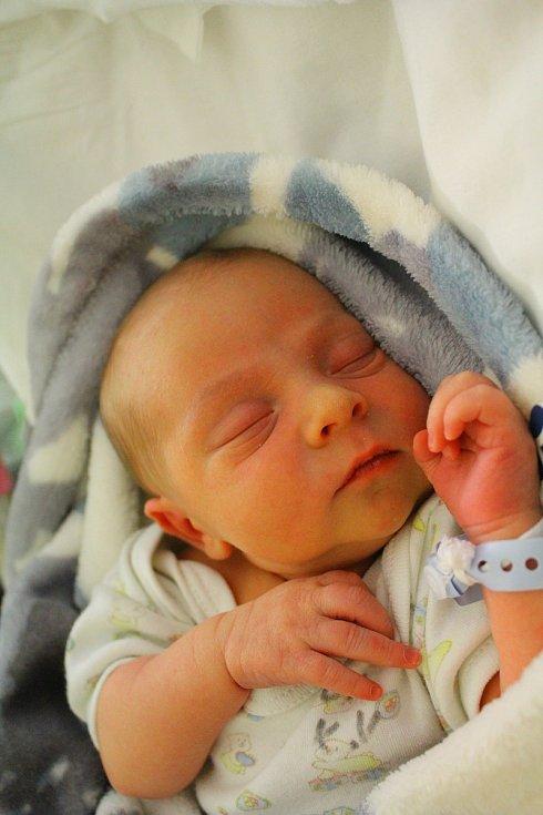 Pavel Srba z Chodova se narodil 5. listopadu