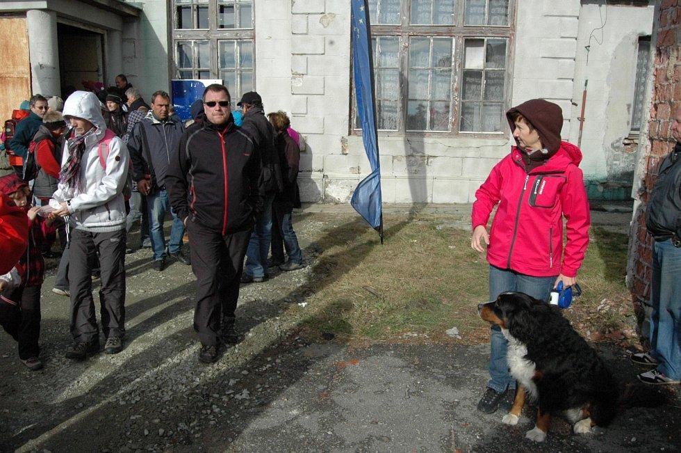 Historická rozhledna na Klínovci je po opravě opět otevřená.