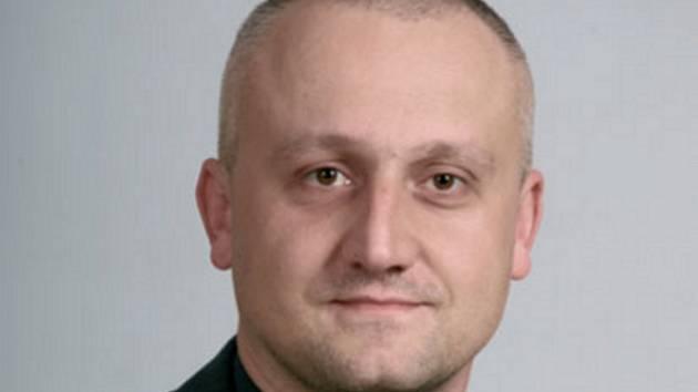 Jiří Vaněček, krajský předseda ODS