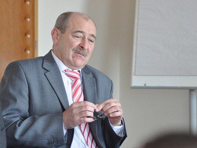 Generální ředitel KKN a.s. Zdeněk Horák