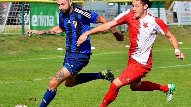 Další náročné utkání před sebou má karlovarská Slavia, která se představí v sobotu 10. listopadu od 14.00 hodin na půdě Velvar, které ještě doma neprohrály.