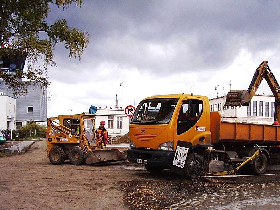 Karlovarské letiště prochází za poslední měsíce rozsáhlou rekonstrukcí.