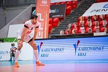 Lukasz Wiese patřil ve Final eight Českého poháru k nejlepším hráčům celého turnaje, ale ani to nepomohlo Karlovarsku k vysněnému triumfu.