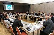 Z jednání zástupců Regionálního sdružení obcí a měst Euregia Egrensis k rozvoji turistiky.