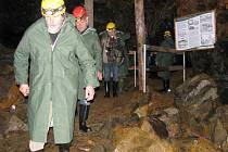 Důl Johannes se veřejnosti otevře prvního června a nabídne tři možné trasy. Ceny za vstup začínají na 350 korunách