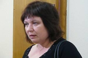Ivana Doubová, vedoucí stavebního úřadu.