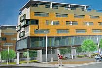 Nových dvě stě bytů. V areálu Intermilku měla Imobilia Tre původně postavit sedmdesát bytů, nyní jich bude dvě stě.