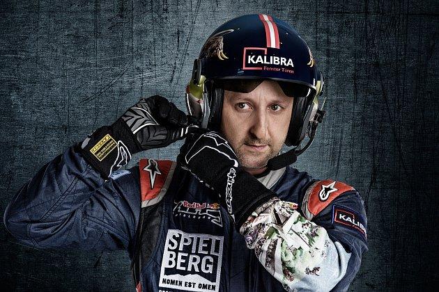 Karlovarský pilot Petr Kopfstein skončil vAbu Zabí na deváté příčce.