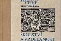 Koruna česká, obálka.