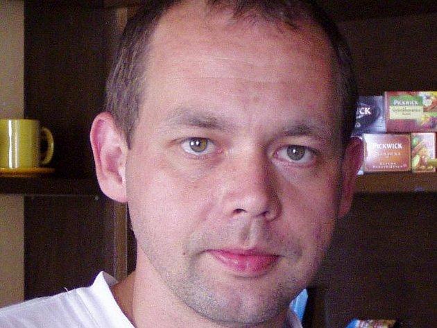 Petr Kulhánek, lídr Karlovarské občanské alternativy